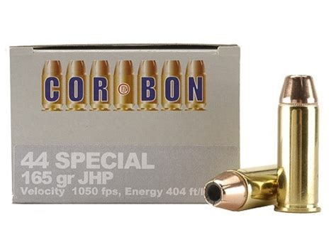 44 Special For Self Defense