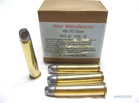45 70 Govt Ammo Belt