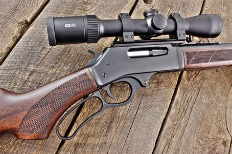 45 70 Lever Action Rifle Scope