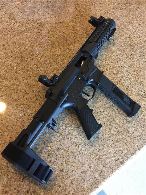 45 Acp Ar 15 Pistol