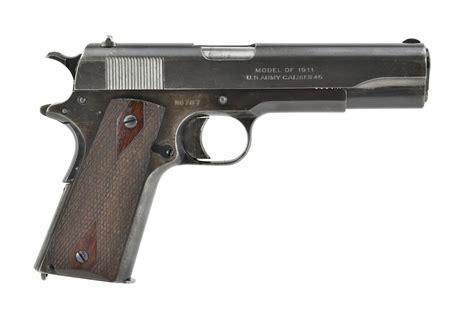 45 Acp Caliber Handgun For Sale