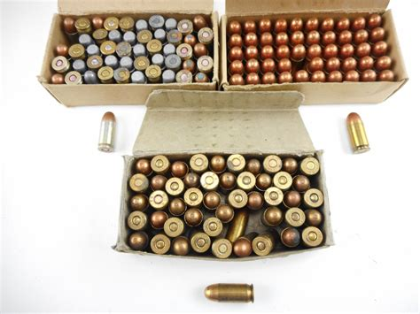45 Acp Military Ball Ammo