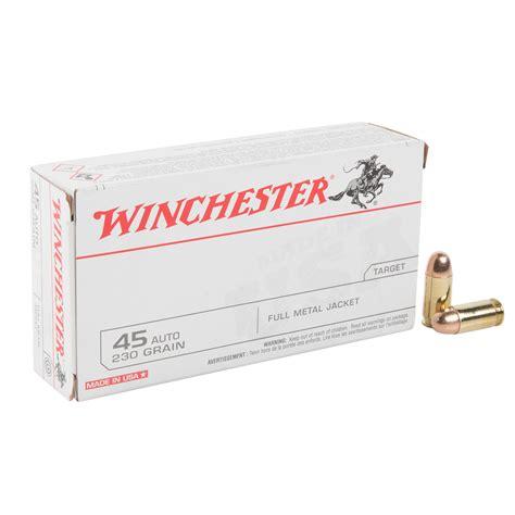 45 Acp Target Ammo Prices