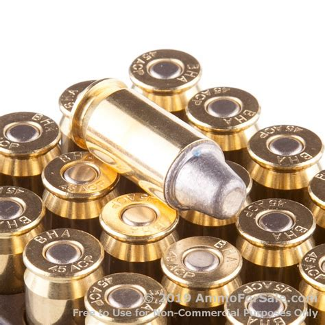 45 Acp Wadcutter Ammo For Sale