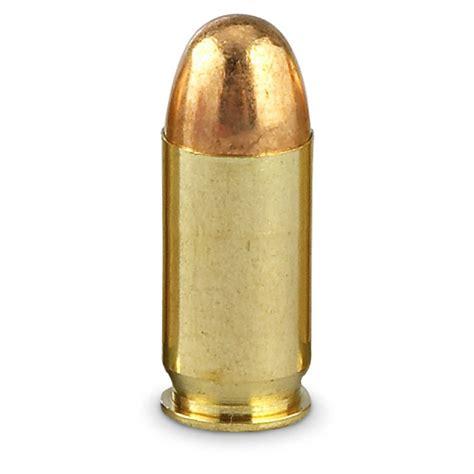 45 Caliber Pistol Ammo