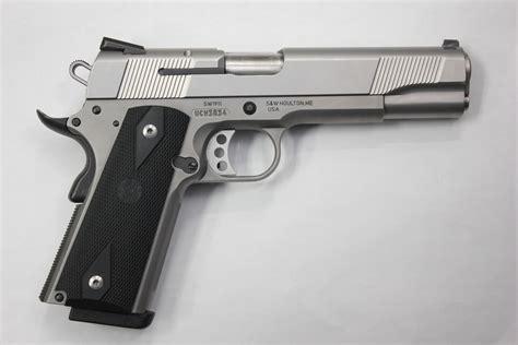 45 Caliber Smith Wesson Handguns