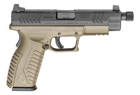 45 Caliber Springfield Handgun