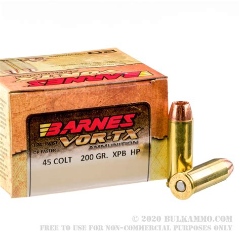45 Colt Ammo Review