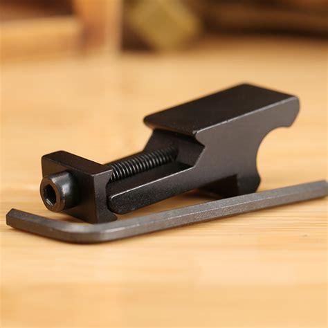 Rifle-Scopes 45 Degree Offset Rifle Scope Mount.