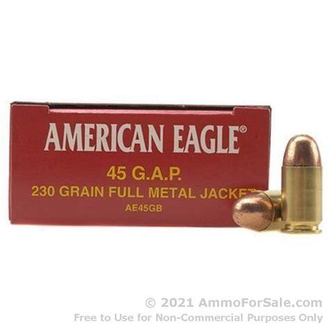 45 Gap Bulk Ammo For Sale