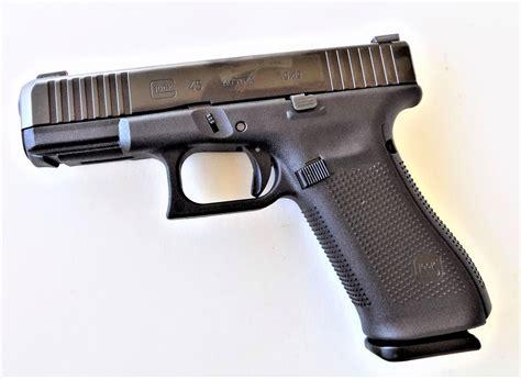 45 Glock Pistol