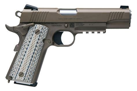45 Handgun Marine
