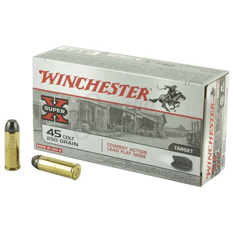 45 Lc Ammo Box