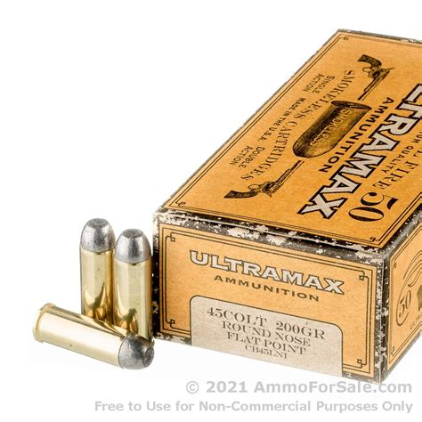 45 Long Colt Ammo For Sale In Stock