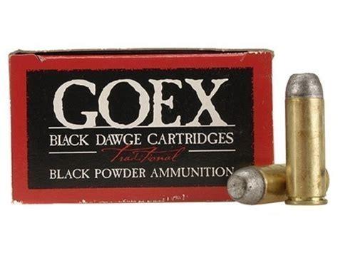 45 Long Colt Black Powder Ammo For Sale