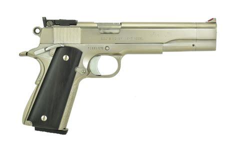 45 Magnum Handgun