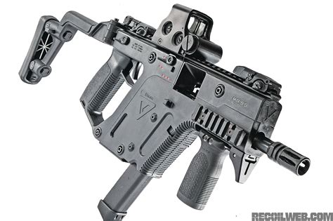 45 Or 9mm For Kriss Vector