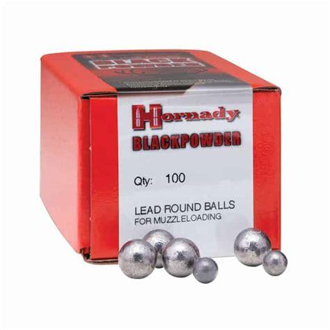454 Round Ball Weight