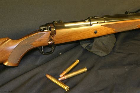 458 Lott Rifle Ruger