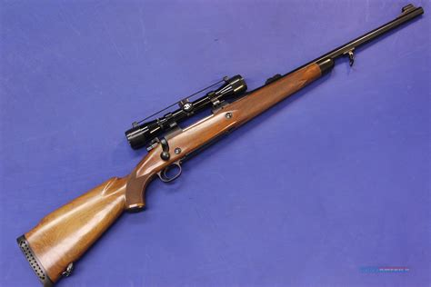 458 Rifle For Sale