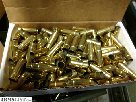 458 Socom Brass Once Fired
