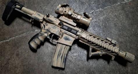 458 Socom Rifle