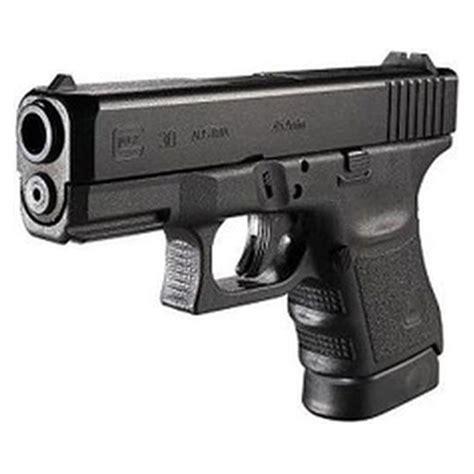45caliber Glock Semiautomatic Handgun