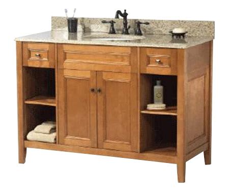 48 Bathroom Vanity Woodworking Plans
