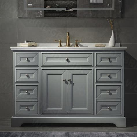 48 Inch Vanity Cabinet Plans