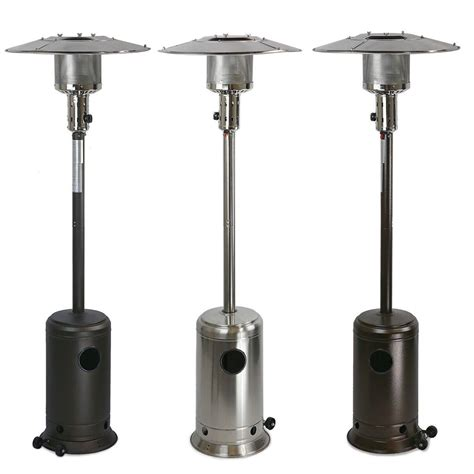 48000 BTU Propane Standing Patio Heater