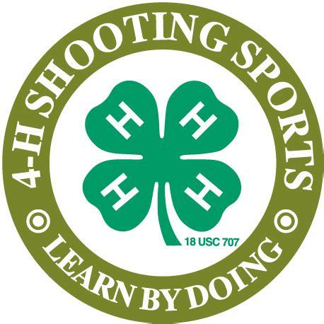 4h Shotgun Shooting Sports Logos