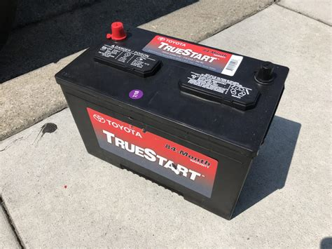 4runner Battery Replacement