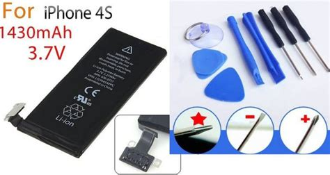 4s Battery Replacement