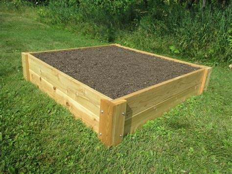 4x4 Raised Bed Plans
