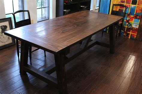 4x4 Truss Table Diy