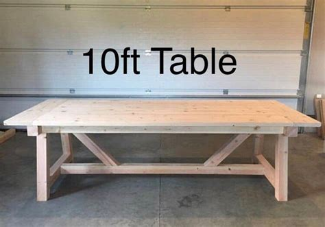 4x4-Dining-Table-Plans