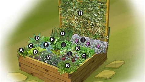 4x4-Raised-Bed-Vegetable-Garden-Plans