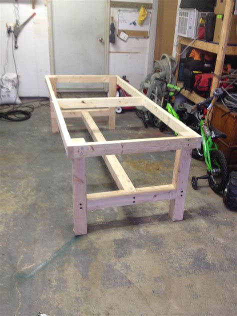 4x8 Table Diy Plans