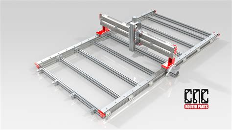 Best 52 4x8 Cnc Router Plans In Woodworking Projects