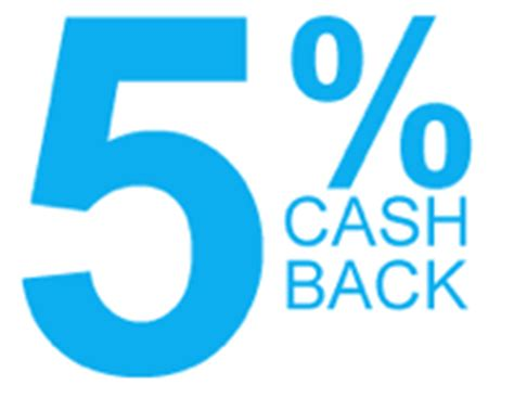 5 Cash Back Gas Cards