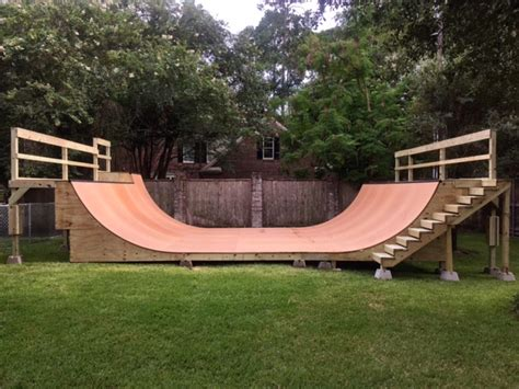 5 Ft Mini Ramp Plans