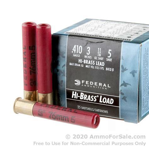 5 410 Shotgun Ammo