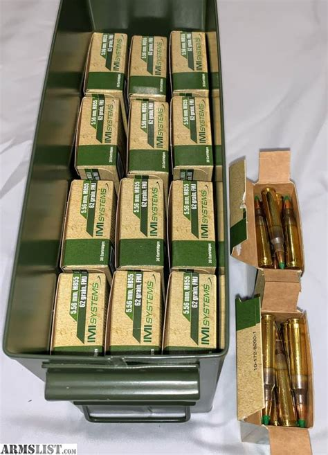 5 56 Ammo Can For Sale