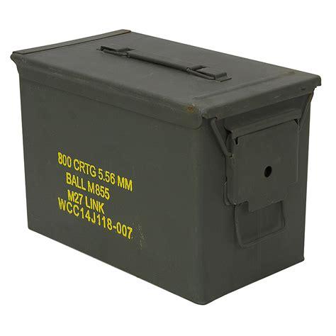 5 56 Ammo Storage Box