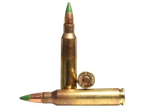 5 56x45mm NATO Ammo Rifle Federal Xm855 AmmoSeek Com