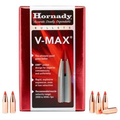 5 7 Hornady Vmax Bullet Kill And Ballistic Data Fie 17 Hornady Hornet