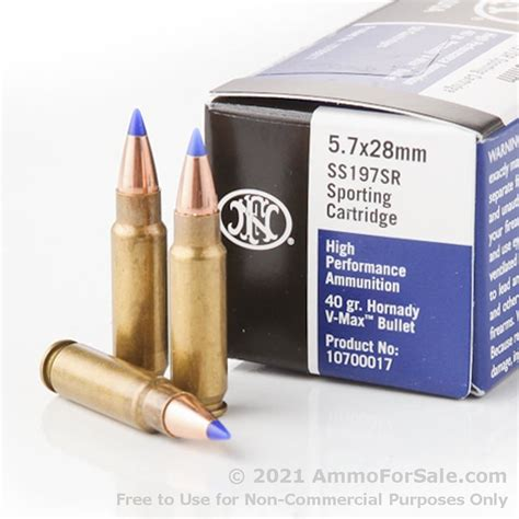 5 7 X28 Ammo Review And 9mm Glock Ammo Review