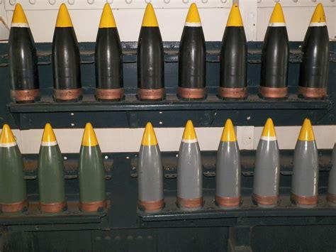 5 Inch Gun Ammo