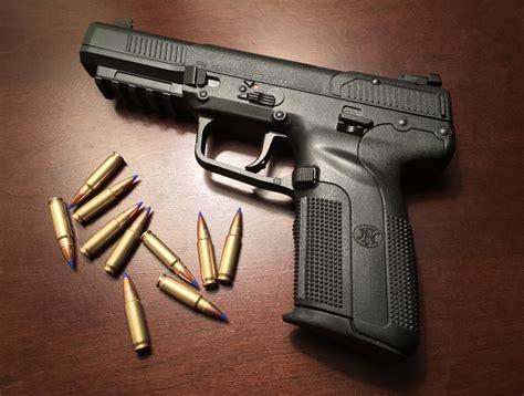 5 N 7 Handgun