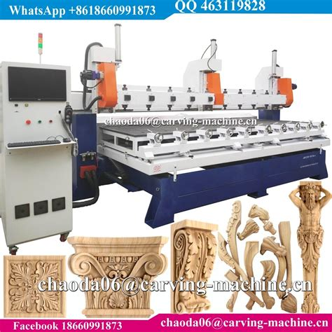 5-Axis-Cnc-Woodworking-Machine